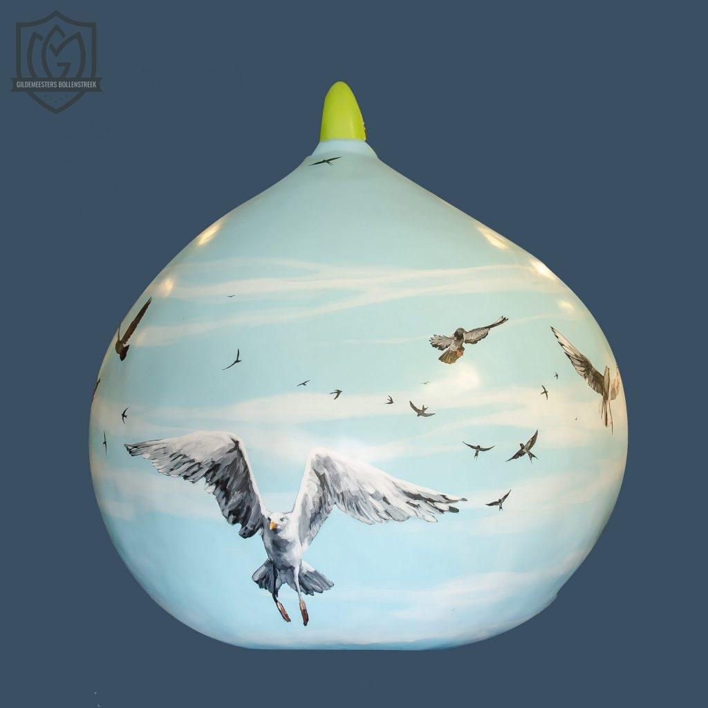Reuzenbol 'Vrijheid' - Iet Langeveld