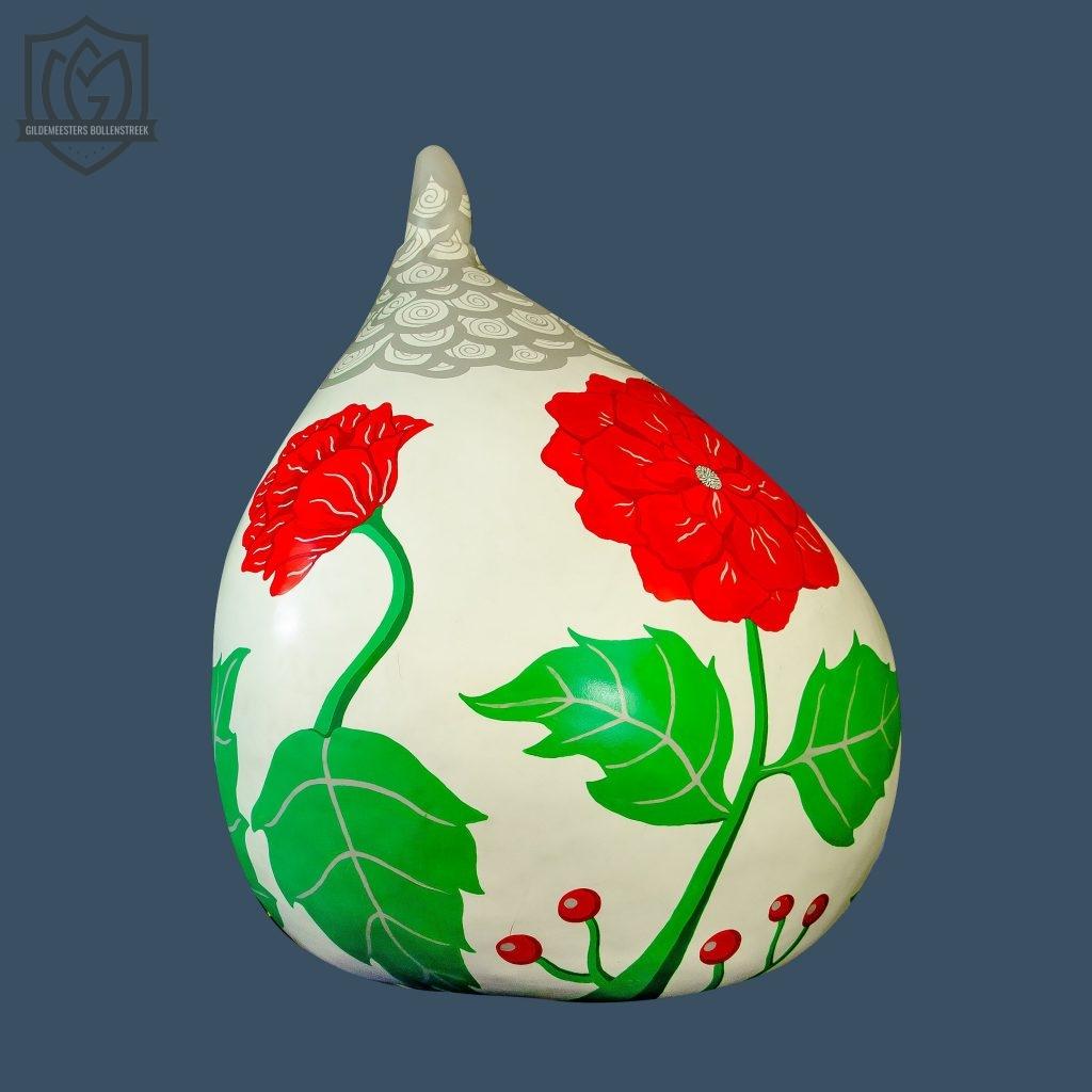 Reuzenbol Geisha - Rik Smits