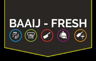Baaij fresh logo