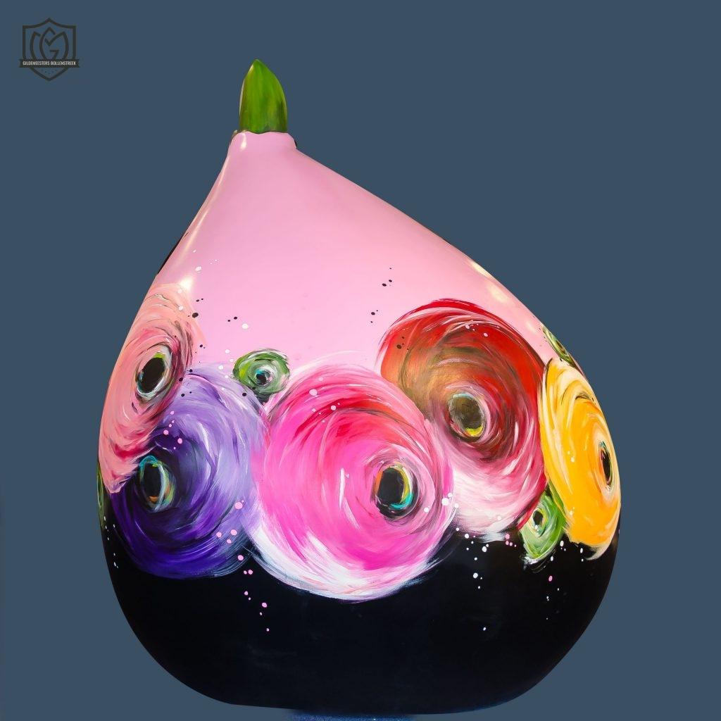 Reuzenbol 'Color the world' - Caroline Glas
