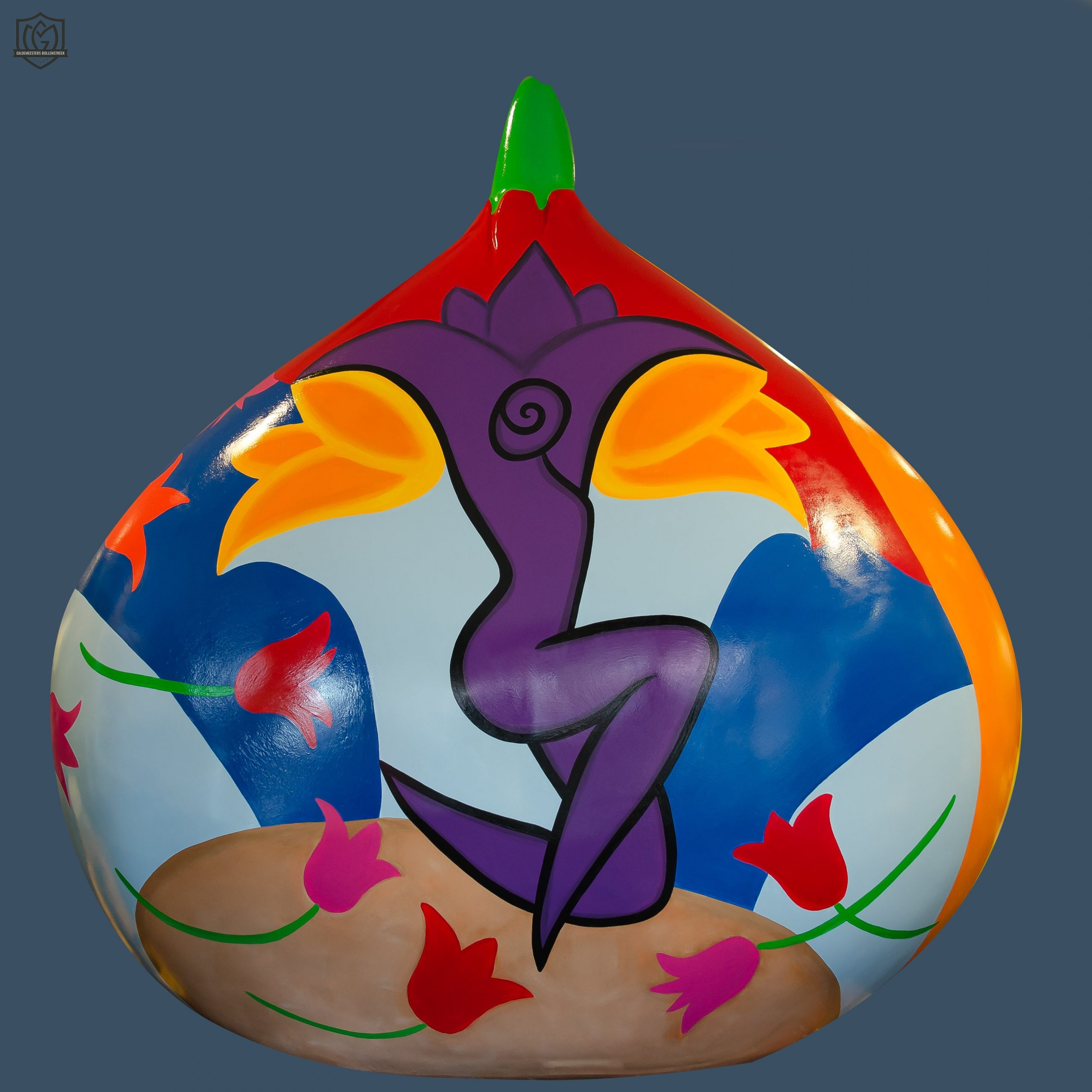 Reuzenbol 'spring spectucular' - donna corbani