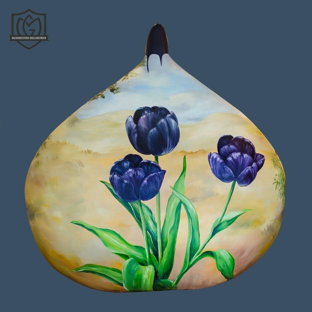 Reuzenbol 'de oude duinen' - Judith van der Meer